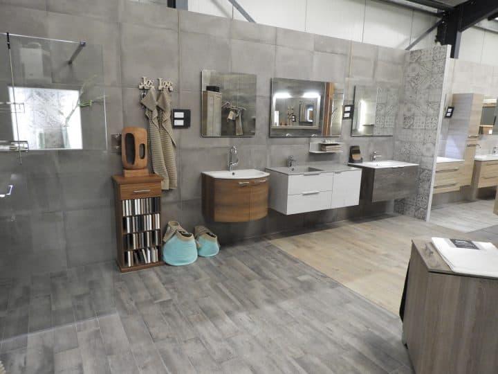 showroom badkamer Surhuisterveen
