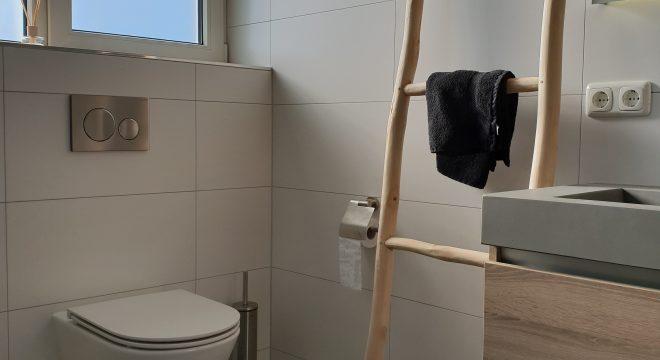 Toilet - Badkamer in Dokkum (Friesland)