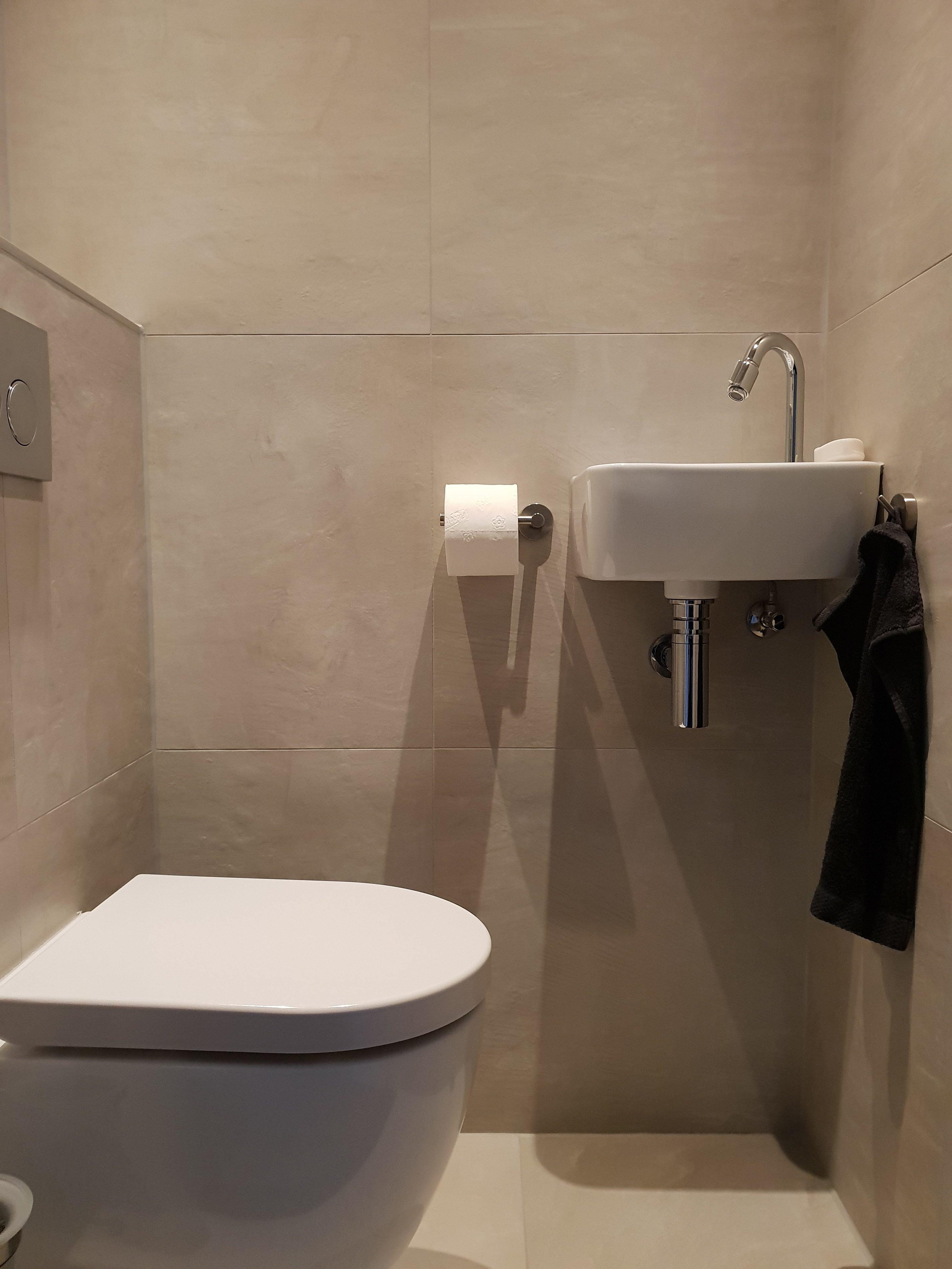 Zeer Toilet ruimte Archieven - Janijko Surhuisterveen #YN43