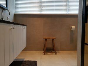 Piet Boon vloertegels Wastafel - Trendy badkamer in Rottevalle
