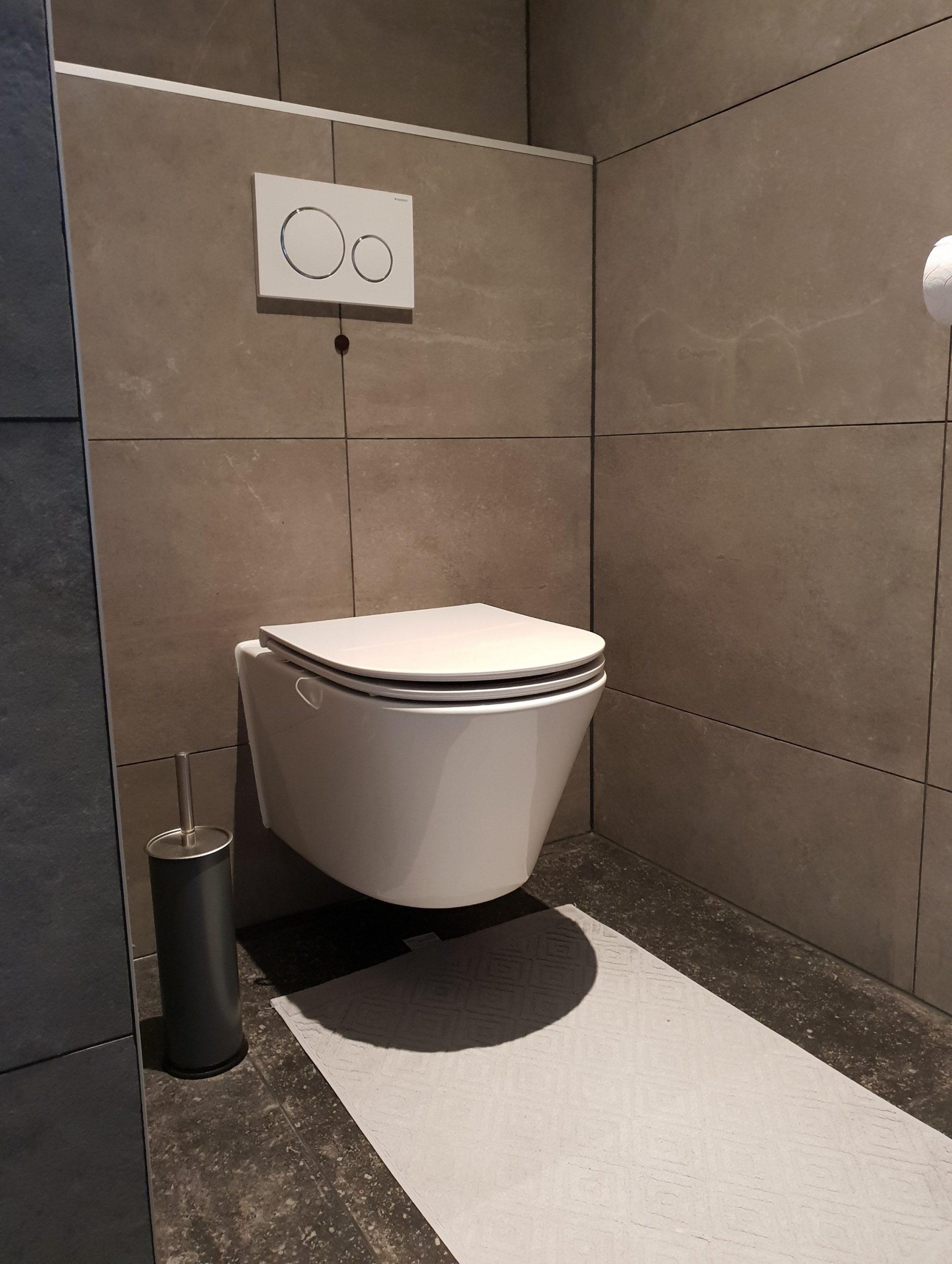 Toilet in Oentsjerk (Friesland)