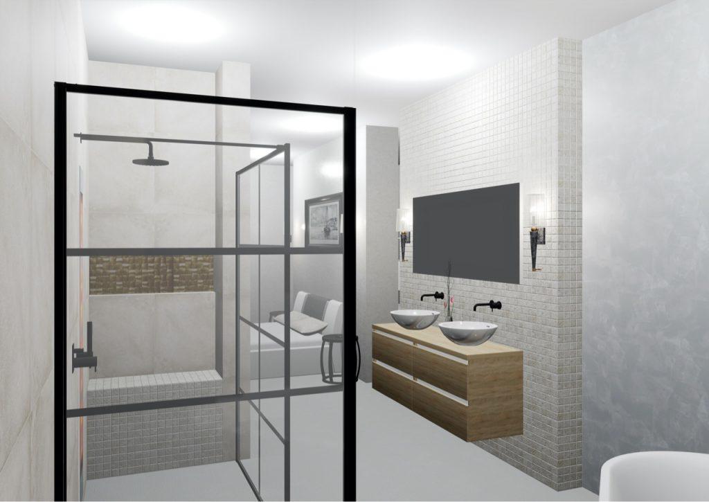 Badkamer ontwerp Holwerda Bolt