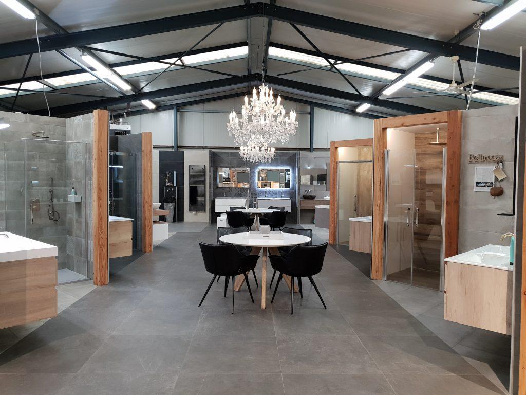 Onze showroom in Surhuisterveen